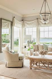 Turquoise Valances For Windows Inspiration Loose And Easy Sunroom Valances House Of Turquoise Casabella Home