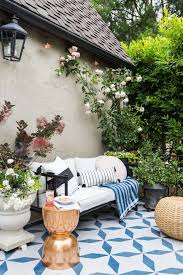 patio table with removable tiles how to decorate your outdoor space with all target emily henderson