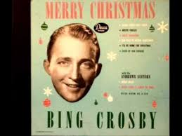 white christmas by bing crosby on 1945 decca 78 youtube