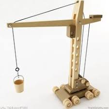 wooden toy crane 3d model madeira pinterest toy crane