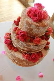 4 tier triple layer victoria sponge wedding cake or this but 2