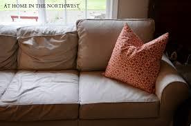 pottery barn sofa cushion inserts revistapacheco com