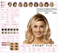 virtual hair makeover for women over 50 free collections of hairstyle virtual makeover free cute hairstyles