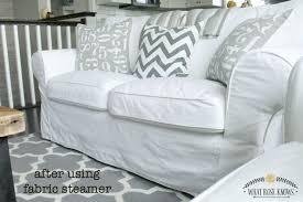white slipcovers for sofa how to care for your ikea ektorp furniture hometalk
