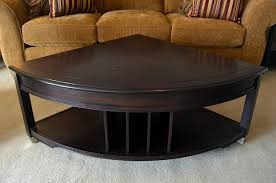 pie shaped lift top coffee table magnussen darien pie shaped cocktail table harris family furniture