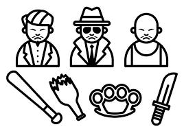 imagenes vectoriales gratis yakuza iconos vectoriales gratis descargue gráficos y vectores gratis