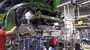 porsche stuttgart factory watching a porsche 911 gt3 being built is addictively fascinating