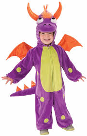 Monster Halloween Costumes Toddlers Precious Purple Monster Kids Costume Costumes