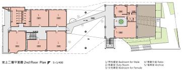 Architect Floor Plan by Gallery Of Da Yo Fire Station K Architect 41