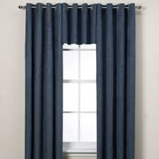 Curtains With Brass Eyelets Buy Curtain Panels With Grommets From Bed Bath U0026 Beyond
