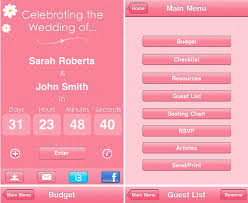 wedding planner apps wedding apps caledon country club