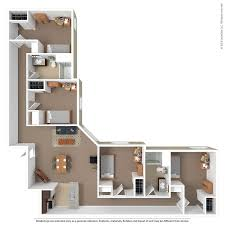 floor plans millennium