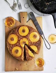 pineapple upside down cornmeal cake u2013 garden u0026 gun