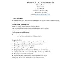 Sample Blank Resume by 100 Daycare Resume Template Direct Care Worker Resume Free