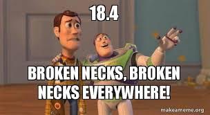 Everywhere Toy Story Everywhere Meme Generator - 18 4 broken necks broken necks everywhere buzz and woody toy