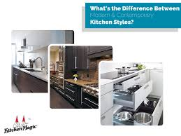 Difference Between Contemporary And Modern Interior Design What U0027s The Difference Between Modern And Contemporary Kitchen Styles