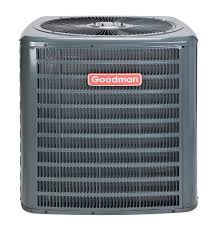 goodman ssz160601 5 ton 14 to16 seer heat pump r 410a refrigerant
