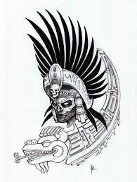41 best tattoo ideas images on pinterest aztec warrior tattoo