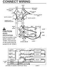 bathroom vent light combo broan exhaust fan and light combo wiring diagram wiring diagrams