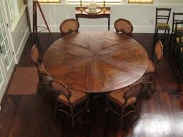 Round Formal Dining Room Tables Dining Tables All Wood Dining Room Sets 60 Inch Round Dining