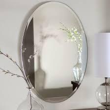 Best  Oval Bathroom Mirror Ideas On Pinterest Half Bath - Bathroom mirrir