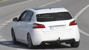 peugeot 308 trunk 2014 peugeot 308 gti could have approximately 250 bhp report