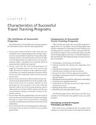 travel programs images Chapter 3 characteristics of successful travel training programs gif