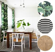Banana Leaf Armchair Print Pattern 5 Ways To Style Banana Leaf Prints Coco