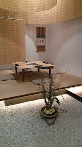 traditional japanese dinner table show case center of attention traditional japanese dinner table