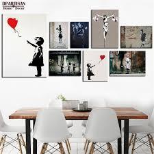 online get cheap framed banksy art aliexpress com alibaba group