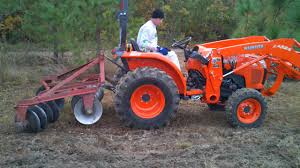 2011 kubota hst l3200 youtube