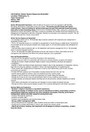 Human Resource Resume Examples  hr manager resumes  human resource     happytom co