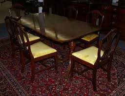 Mahogany Dining Room Furniture Antique Dining Room Table And Chairs Mahogany Dining Room Furniture