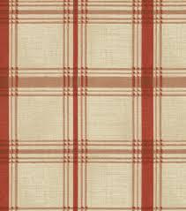 plaid home decor fabric home decor print fabric waverly pantry plaid crimson joann