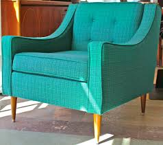 Turquoise Patio Chairs Chair Lounge Chair Picked Vintage Teal Velvet Teal Lounge Chair