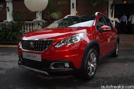 peugeot sports car 2017 nasim officiates updated 2017 peugeot 2008 priced from rm109 888