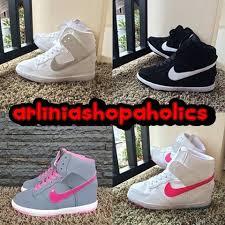 Jual Nike Wedge terjual sepatu nike wedges wanita cewek made in