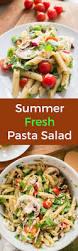 Pasta Salad Recipies by Summer Fresh Pasta Salad Brooklyn Farm