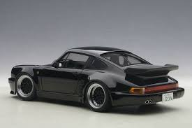 porsche 911 model cars porsche 911 turbo blackbird wangan midnight 1 18 scale model