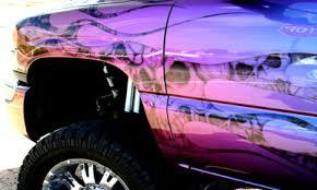 custom vehicle paint