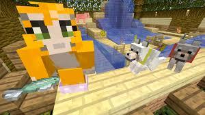 Stampy Adventure Maps Minecraft Xbox Fishy Fountain 397 Youtube
