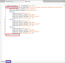 layout line android add a relative layout to an android screen in xamarin codemahal