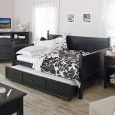 Black Daybed With Trundle Size Daybed For Guest Bedroom Office Where You Live