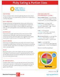 make healthy eating fun for kids tip sheets newyork presbyterian