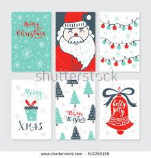 vector merry christmas happy new year stock vector 534438412