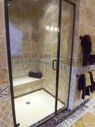 semi frameless shower doors and enclosures denver bel shower door