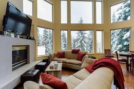 Ski Lodge Interior Design Snoqualmie Ski Lodge 4 Bd Vacation Rental In Snoqualmie Pass Wa