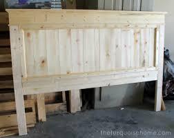diy queen bed frame and headboard ideas surripui net