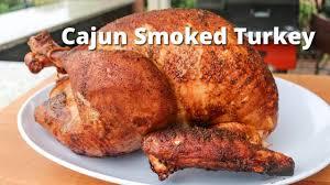 cajun smoked turkey smoked turkey recipe on the yoder smoker