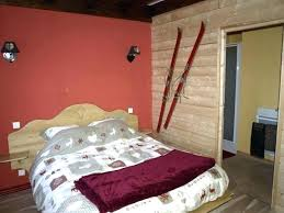 deco chambre montagne deco chambre montagne deco savoyarde daccoration idee deco chambre